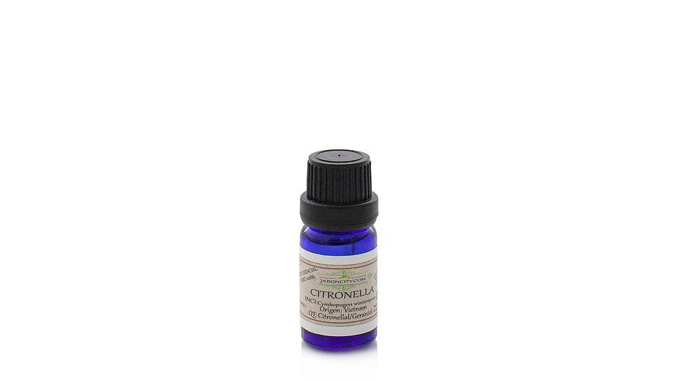 Aceite esencial de citronella (10 ml)