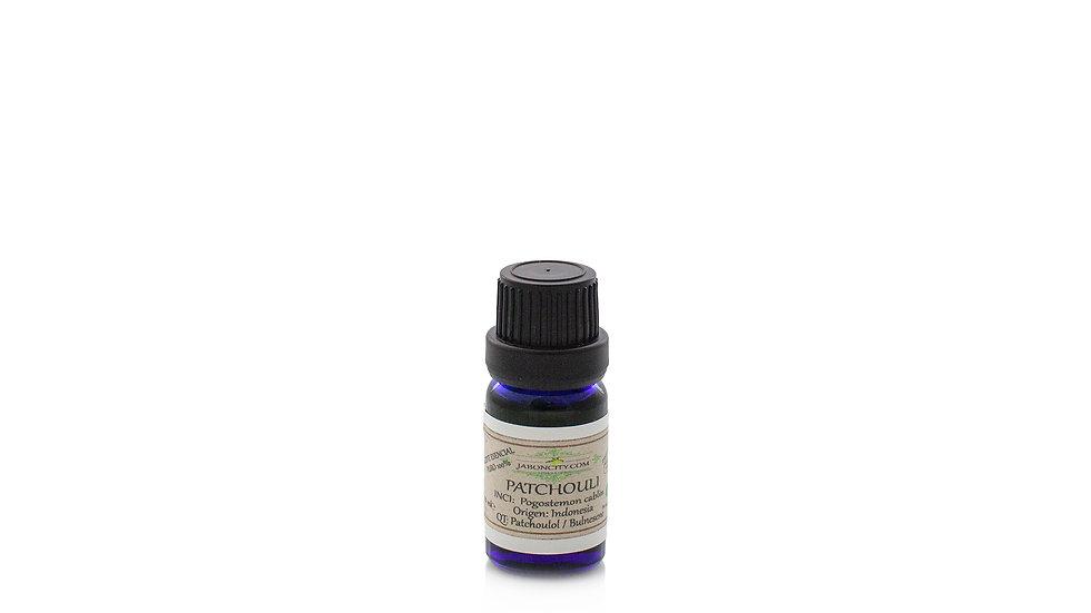 Aceite esencial de patchouli (10 ml)