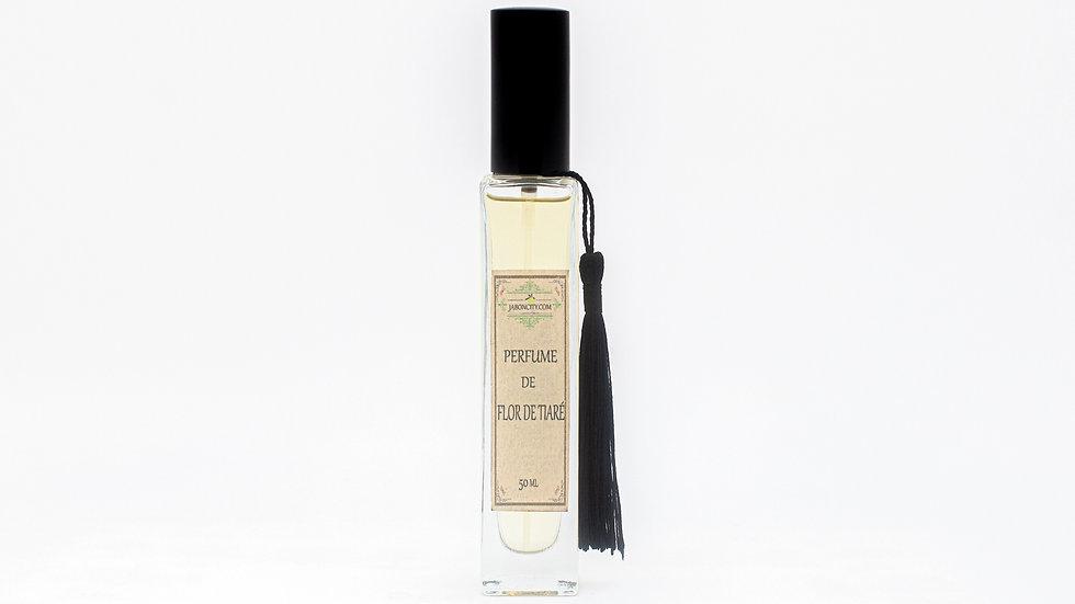 Perfume de flores de tiaré (50 ml)