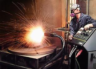 welding a babbitt