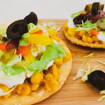 Dal Pakwan With a Mexican Twist