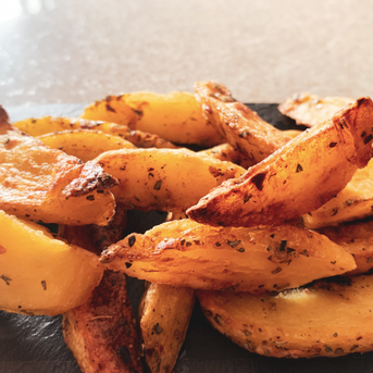 Baked Potatoes Fries