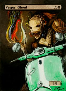 Vesper-Vespa-Ghoul
