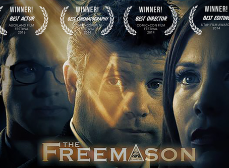 """The Freemason"" Red-Carpet and World Premiere Starring Sean Astin"