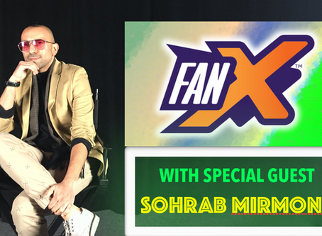 CEO of Mirmont Pictures, Sohrab Mirmont Asked to Speak at FanX