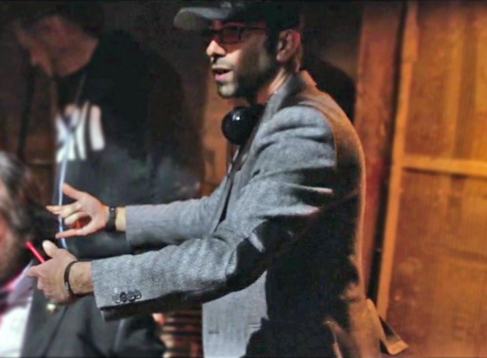 Sohrab Mirmont and Abbas Kiarostami