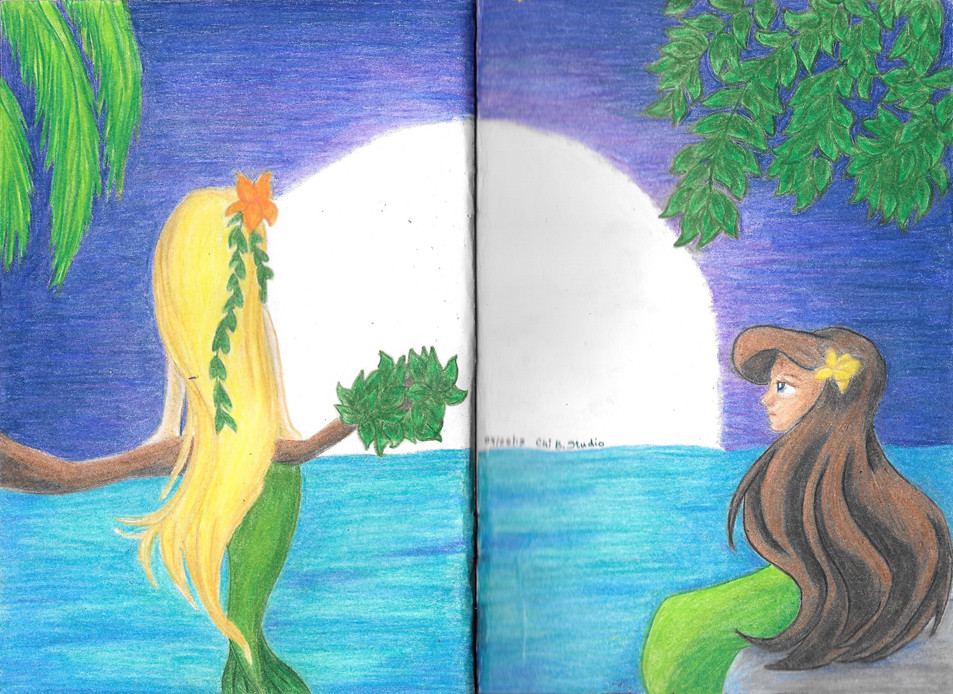 Tropical Mermaids