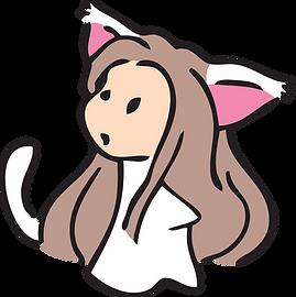 Chi logo from Chi B Studio. Anime Shojo Fantasy Artist.