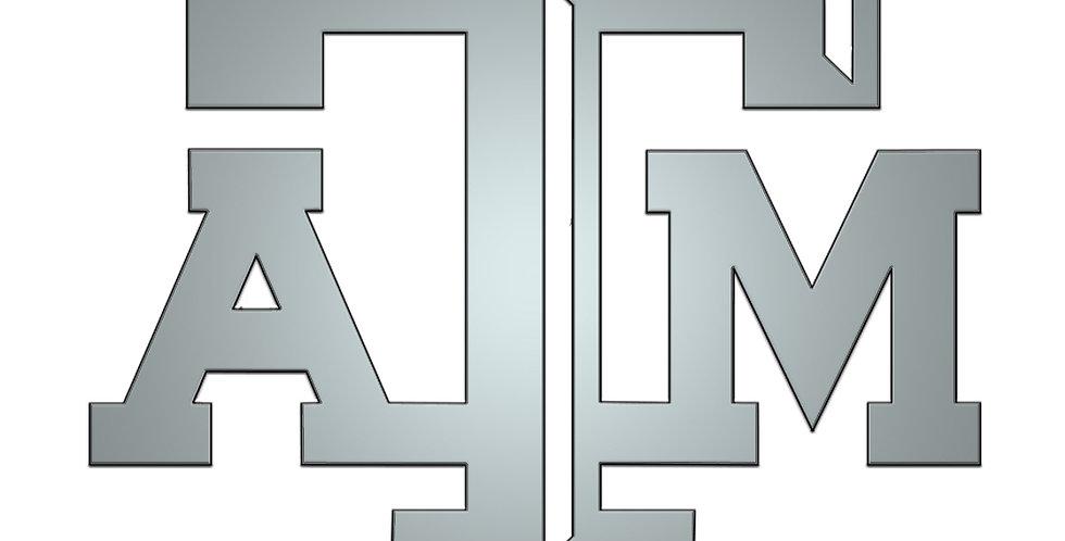 Texas A&M shapes