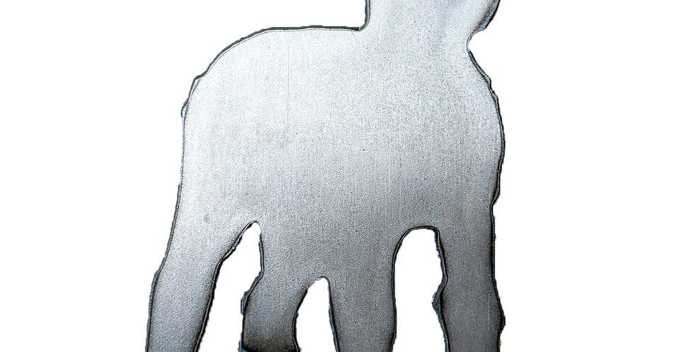 Lamb metal shapes
