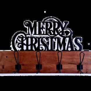 Christmas Coat rack