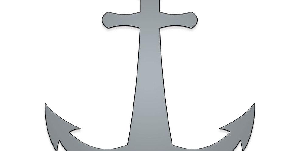Anchor metal shapes