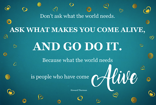 Alive quote