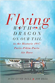 Flying with a Dragon on Our Tail