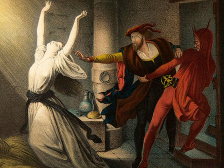 A Quick History of Pacts with the Devil in Literature
