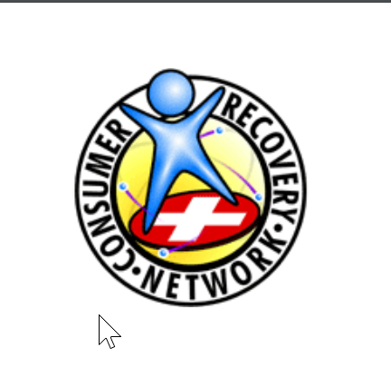 Consumer Recovery Network logo