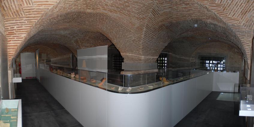 Núcleo Expositivo da Alcáçova do Castelo de São Jorge [Monumento Nacional, 1910] | Museum in the Former Royal Palace of the Alcáçova, Castelo de São Jorge