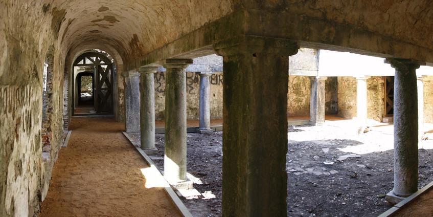 Convento dos Capuchos de Alferrara (séc. XVI) | Capuchins's Convent in Alferrara (XVI century)