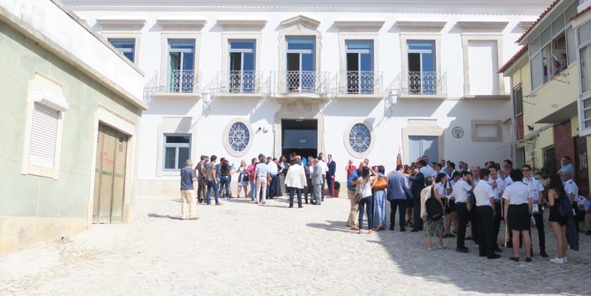 Solar da Música Nova: Conservatório de Música de Loulé e Sede da Sociedade Artistas de Minerva