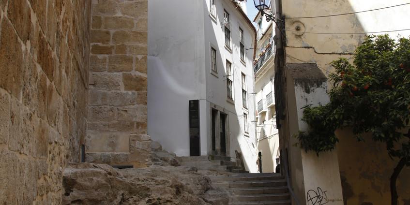 Porta de São Pedro (séc. XIV)