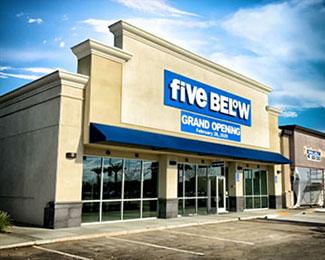 FiveBelow, Fresno
