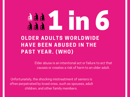 Recognizing Signs of Elder Abuse