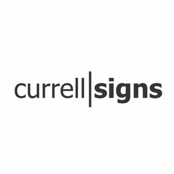 Currell Signs