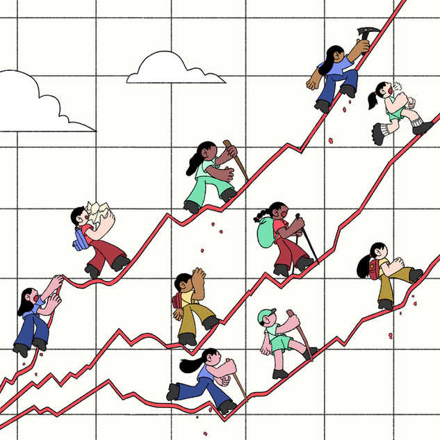 Investor Anxiety Turns to Greed, Powering Sweeping Market 'Melt Up' / WSJ AD Lynne Carty