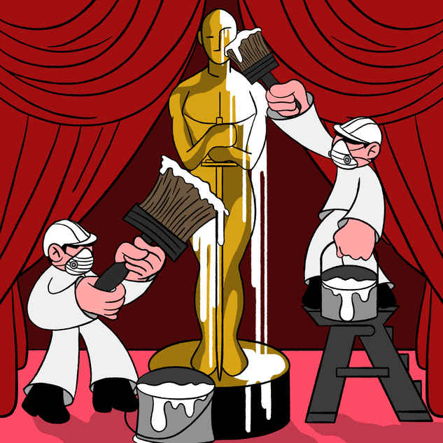 Can the Oscars Solve its Race Problem?