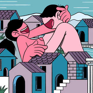 The Guilty Pleasures of Mansion Porn