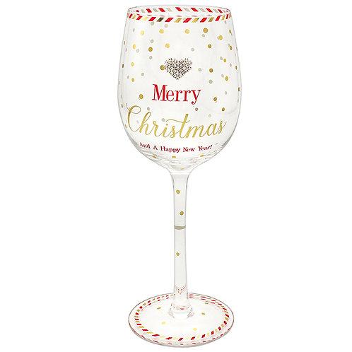 Mad Dots Christmas Mug