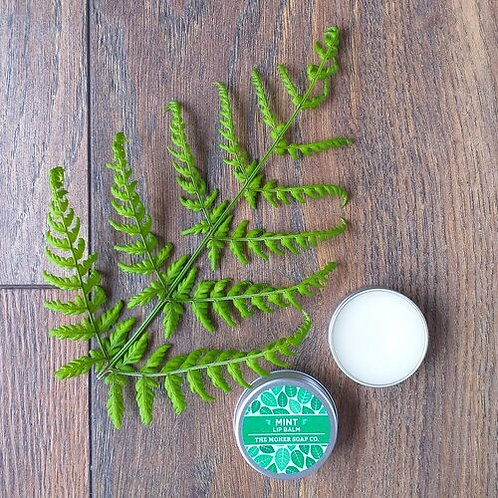 The Moher Soap Co Natural Lip Balm-Mint
