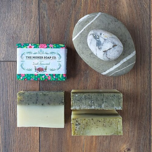 The Moher Soap Co Natural Soap Bar-Irish Seaweed