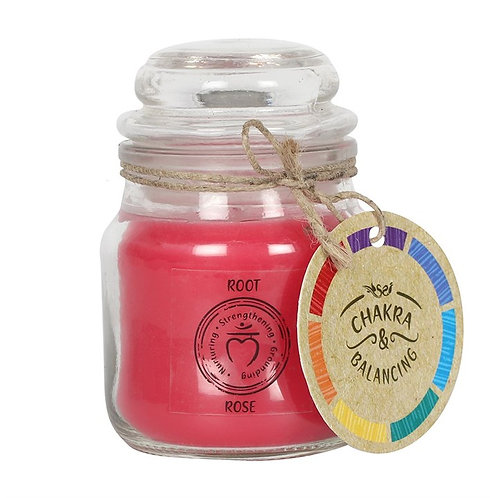 9cm  Root Chakra Scented Candle