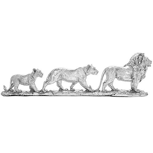 Trail of Lions Ornament