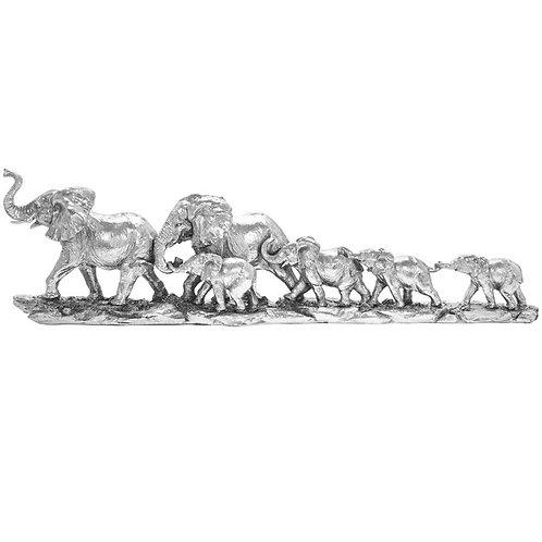 Herd of Elephants Ornament