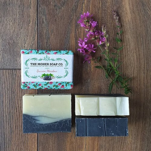 The Moher Soap Co Natural Soap Bar-Burren Meadow