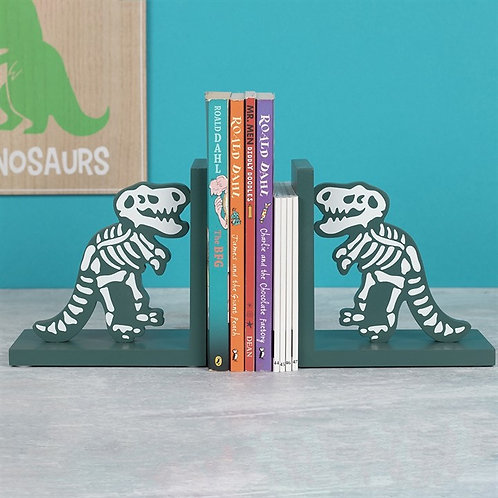 Dinosaur Bone Bookends