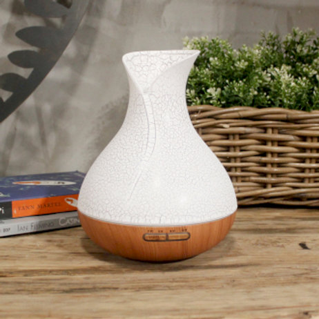 Shell Effect Colour Change Aroma Diffuser -Palma