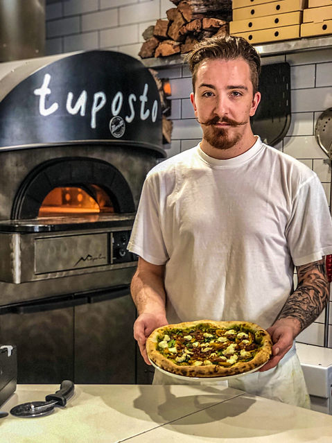 tuposto rose bay pizza oven italian bond