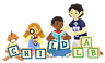 logo blue green CHILD LAB.png