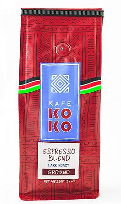 Espresso Blend Dark Roast Ground