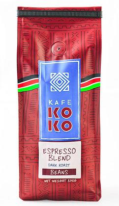 Espresso Blend Dark Roast Beans