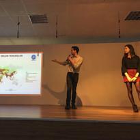 TROYO Projesi Çoğaltıcı Etkiliği, Antalya, 2017 / TROYO Project Multiplier event, Antalya, October 201