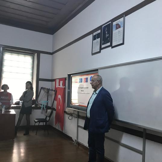 TROYO Projesi Çoğaltıcı Etkiliği, Antalya, 2017 / TROYO Project Multiplier Event October 2017, Antalya