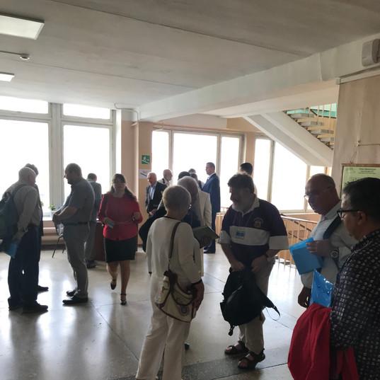 TROYO Project Workshop at Sakhalin, Russia,  August 2018 / TROYO Projesi Sahalin, Rusya Çalıştayı, Ağutos 2018