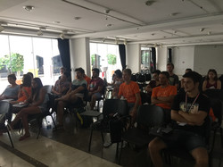 a lecture in Marmaris