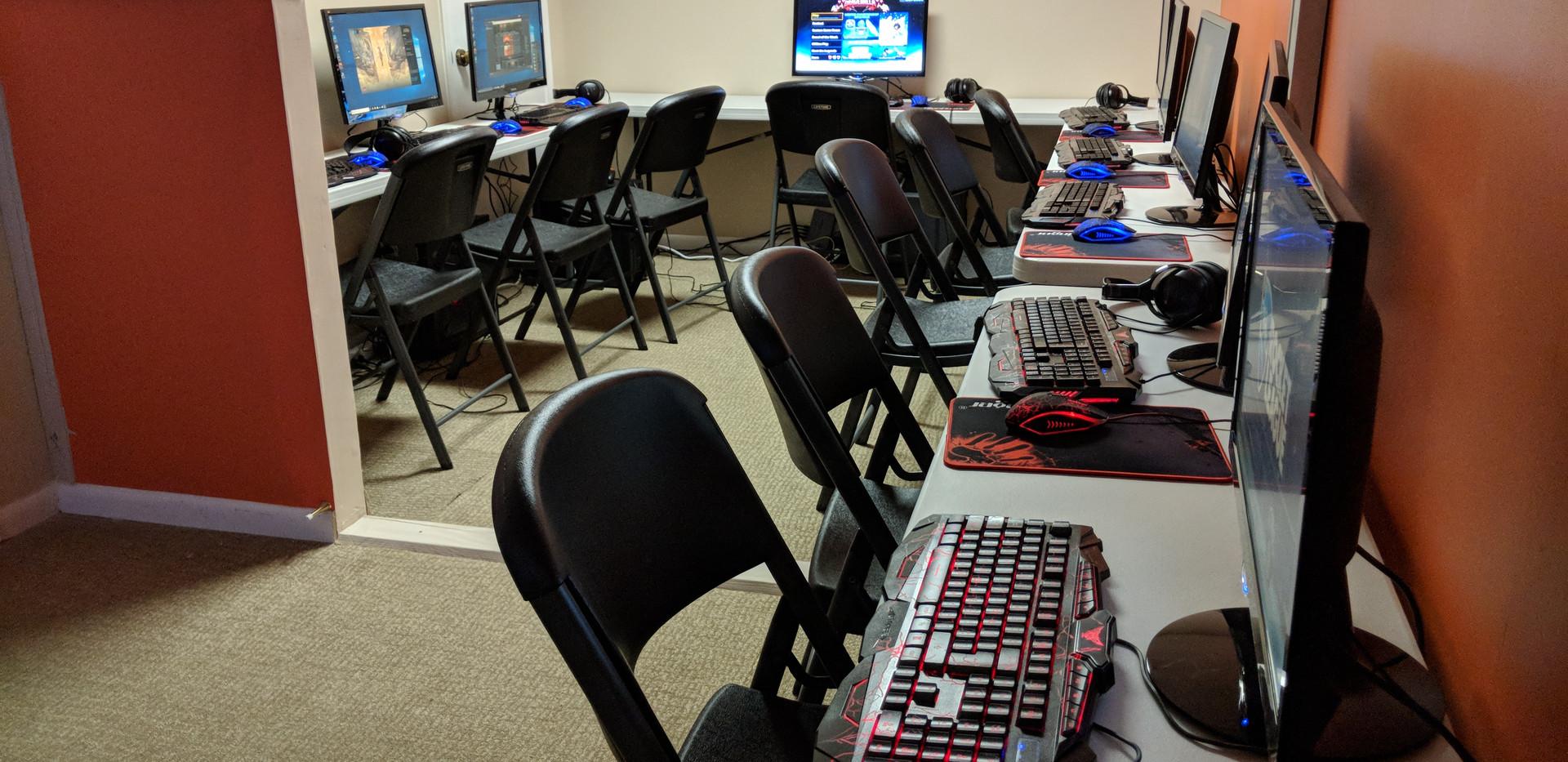 Gaming Cafe