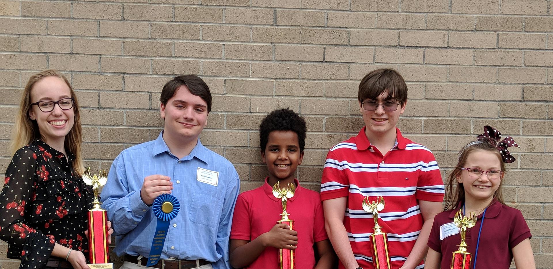 Tech Fair Winners