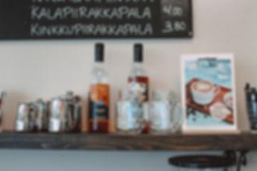 Sisustus-Kahvila Wilhelmiina on kahvila Kiteellä josta löydät erikoskahvit, kakut, pullat ja muut ihastuttavat kahvileivät. Kahvila Kiteellä